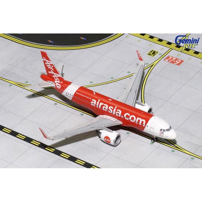 Air Asia Airbus A320neo 1:400