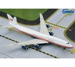 美國空軍一號 USAF One Boeing 747-8 1:400