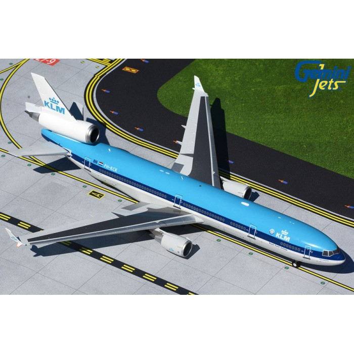 KLM Royal Dutch Airlines MD-11 '1990s livery' 1:200
