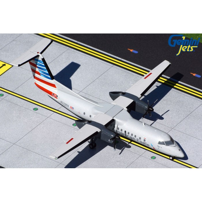 American Eagle Airlines Dash 8 Q300 1:200