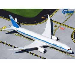 El Al Airlines Boeing 787-9 '1960s retro livery' 1:400