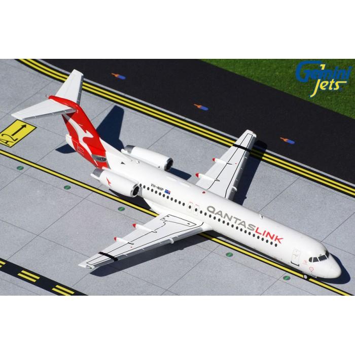 Qantaslink / Network Aviation Fokker F-100 1:200