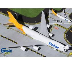 博立貨運航空/DHL Polar Air Cargo / DHL Boeing 747-8F 1:400