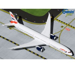 British Airways Boeing 787-10 1:400