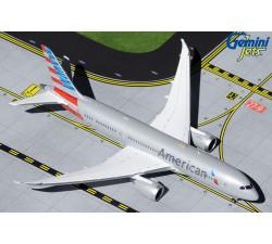 美國航空 American Airlines Boeing 787-8 1:400