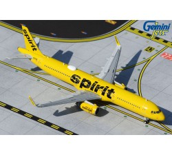 精神航空 Spirit Airlines Airbus A321-200 1:400