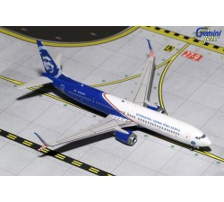 Alaska Honoring Those Who Serve Boeing B737-900ER 1:400 - Modelshop