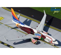 Southwest Airline Boeing 737-700 'Illinois One livery' 1:200