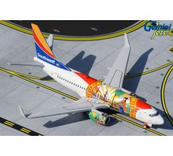 Southwest Airline Boeing 737-700 'Florida One livery' 1:400