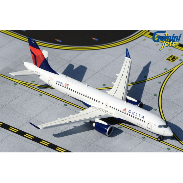 Delta Airlines Airbus A220-300 1:400