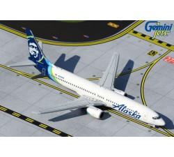 Alaska Airlines Boeing 737-900 1:400