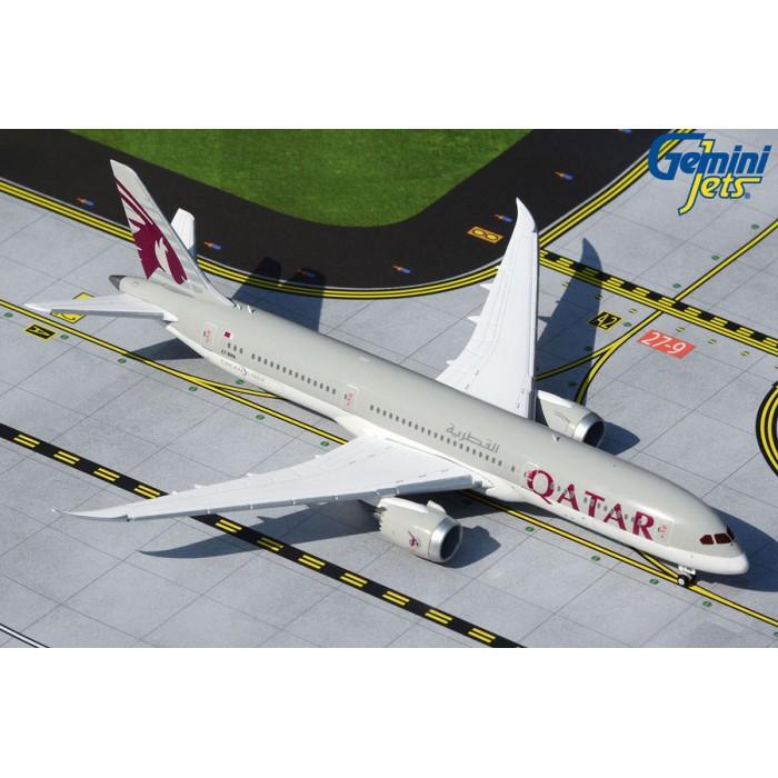 Qatar Airways Boeing 787-9 1:400
