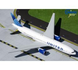 聯合航空 United Airlines Boeing 777-200 1:200