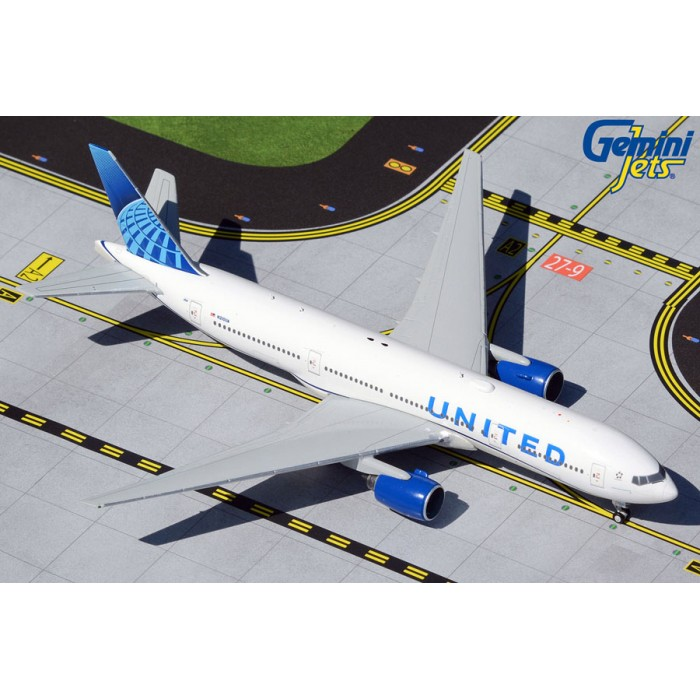 United Airlines Boeing 777-200 1:400