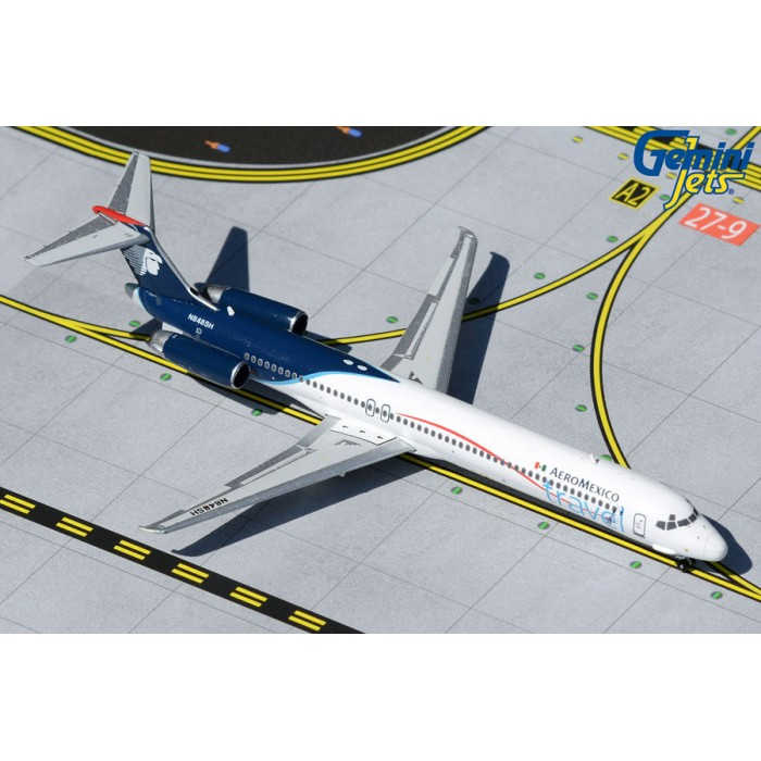 AeroMexico Airlines MD-83 1:400