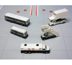 Aiport Service Vehicles - Modelshop
