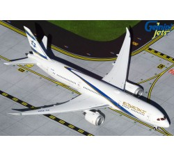 El Al Airlines Boeing 787-9 'Jerusalem of Gold' 1:400