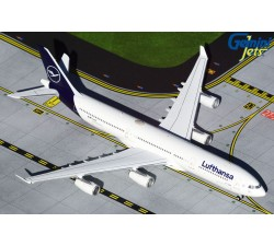 Lufthansa Airbus A340-300 1:400