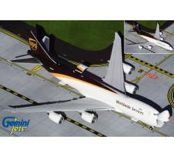 美國優比速快遞 UPS Boeing 747-8F 1:400