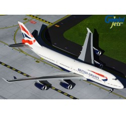 British Airways Boeing 747-400 1:200