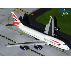 British Airways Boeing 747-400 (flaps-down version) 1:200