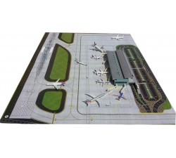 1:400 2-Piece Airport Mat Set - Modelshop