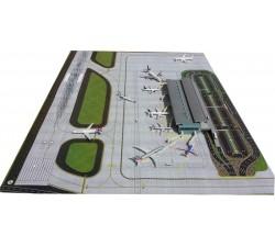1:400 2-Piece Airport Mat Set - Modelshop