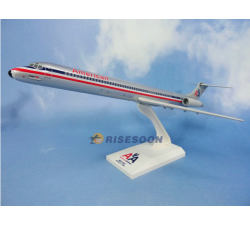American Airlines MD-80 1:150