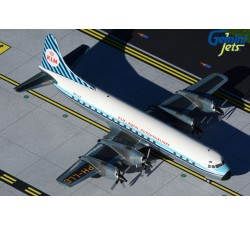 KLM Royal Dutch Airlines Lockheed L-188 Electra 1:200