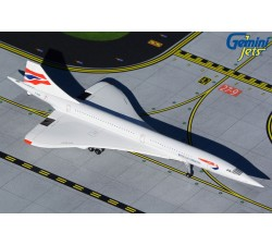 British Airways Aerospatiale Concorde 1:400