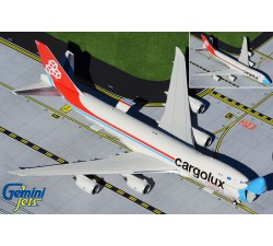 Cargolux Airlines International Boeing 747-8F 'Not Without My Mask' 1:400