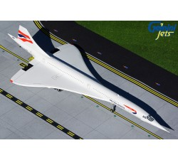 British Airways Concorde 1:200