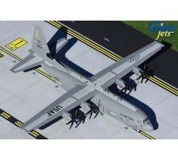 USAF C-130J-30  Super Hercules Little Rock AFB 1:200