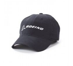 Boeing Executive Signature Logo Hat - Black