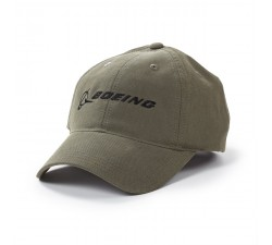 Boeing Executive Signature Logo Hat - Mocha