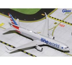 American Airlines Boeing B767-300W 1:400 - Modelshop