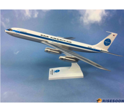 PAN AM Airway Boeing 707-300 1:150