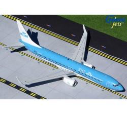 荷蘭皇家航空 KLM Royal Dutch Airlines  Boeing 737-900 KLM 100週年紀念 1:200
