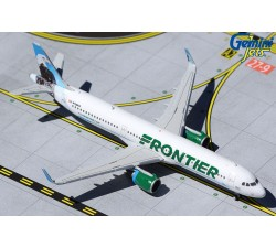 Frontier Airlines Airbus A321 'Steve the Eagle'  1:400