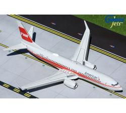 美國航空 American Airlines Boeing 737-800W 'TWA Heritage Livery' (Flaps-down version) 1:200