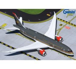 皇家約旦航空 Royal Jordanian Airlines Boeing 787-8 1:400