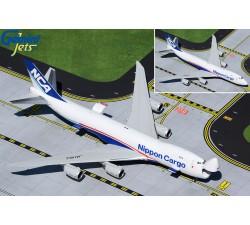 日本貨物航空 Nippon Cargo Airlines Boeing 747-8F 1:400
