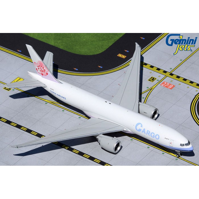 China Airlines Boeing 777F 1:400