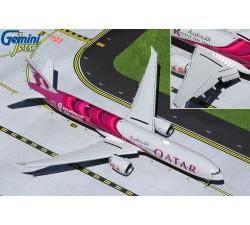Qatar Airways Boeing 777-300ER 'FIFA World Cup 2022' (Flaps-down version) 1:200