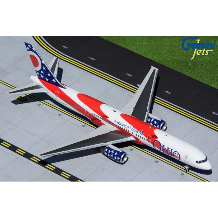 America West Airlines Boeing 757-200 'City of Columbus' (Ohio) 1:200