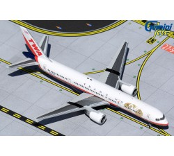 Trans World Airlines (TWA) Boeing 757-200 'Final livery' 1:400