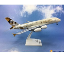 Etihad Airways Airbus A380-800 1:200 - Modelshop
