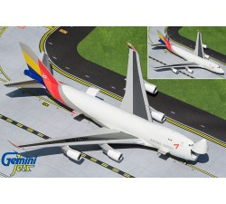 Asiana Cargo Boeing 747-400F 'Interactive Series' 1:200