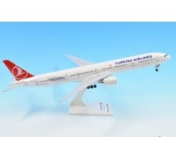 Turkish Airlines Boeing B777-300ER 1:200 - Modelshop