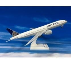 United Airlines Boeing B777-200 1:200 - Modelshop